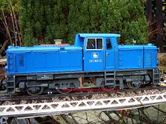 LGB 28515 BR251 narrow gauge Diesel Locomotive