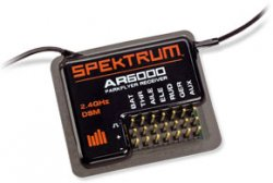 Spektrum 6000 2.4Ghz Receiver