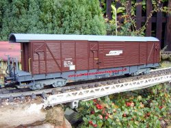 LGB 40080 Goods Wagon set
