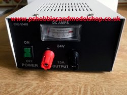 Aristocraft 55468 Everest Power Supply 15 amp 24 volt