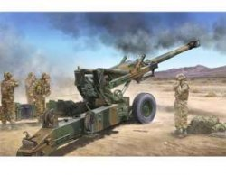Trumpeter-02306 Medium Towed Howitzer