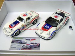 Scalextric C3368A 60 Years of the Corvette Ltd Edition