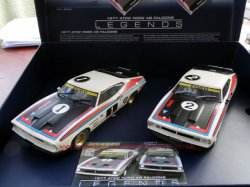 Scalextric C3587A Ford XB Falcon Set