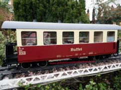 LGB 37734 HSB Buffet Car