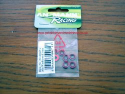 Ansmann 203000053 red cup washers