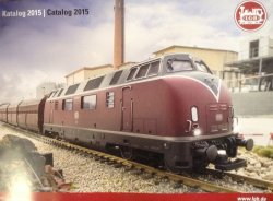 LGB 18447 2015 New Catalogue