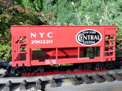Piko 38854 NYC Hopper car