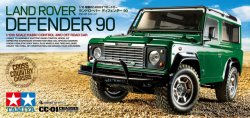 Tamiya 58657Land Rover Defender