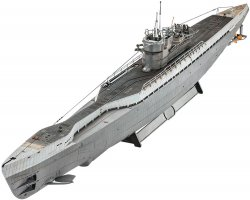 Revell 05133 German Type 1X C/40 U 190