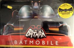 POL 822 Polar Lights Collectors edition Batmobile.