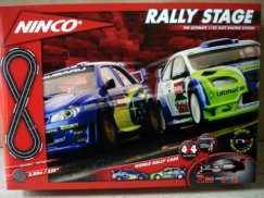 Ninco 20134 Rally Stage 4wd Set
