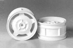 Tamiya 53086 Rear Star Dish wheels