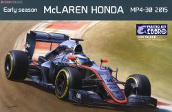 Ebbro EMSF-1 013.4800 Mclaren Honda MP430 Early version