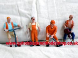 LGB 53003 Worker Figure Set