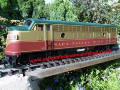 LGB 20580 Napa Valley F7 Locomotive