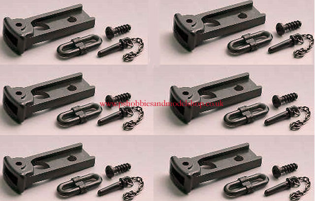 Link And Pin Coupler : Lgb accesories